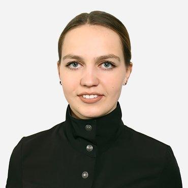 Полякова Елизавета Андреевна - репетитор ЕГЭ и ОГЭ