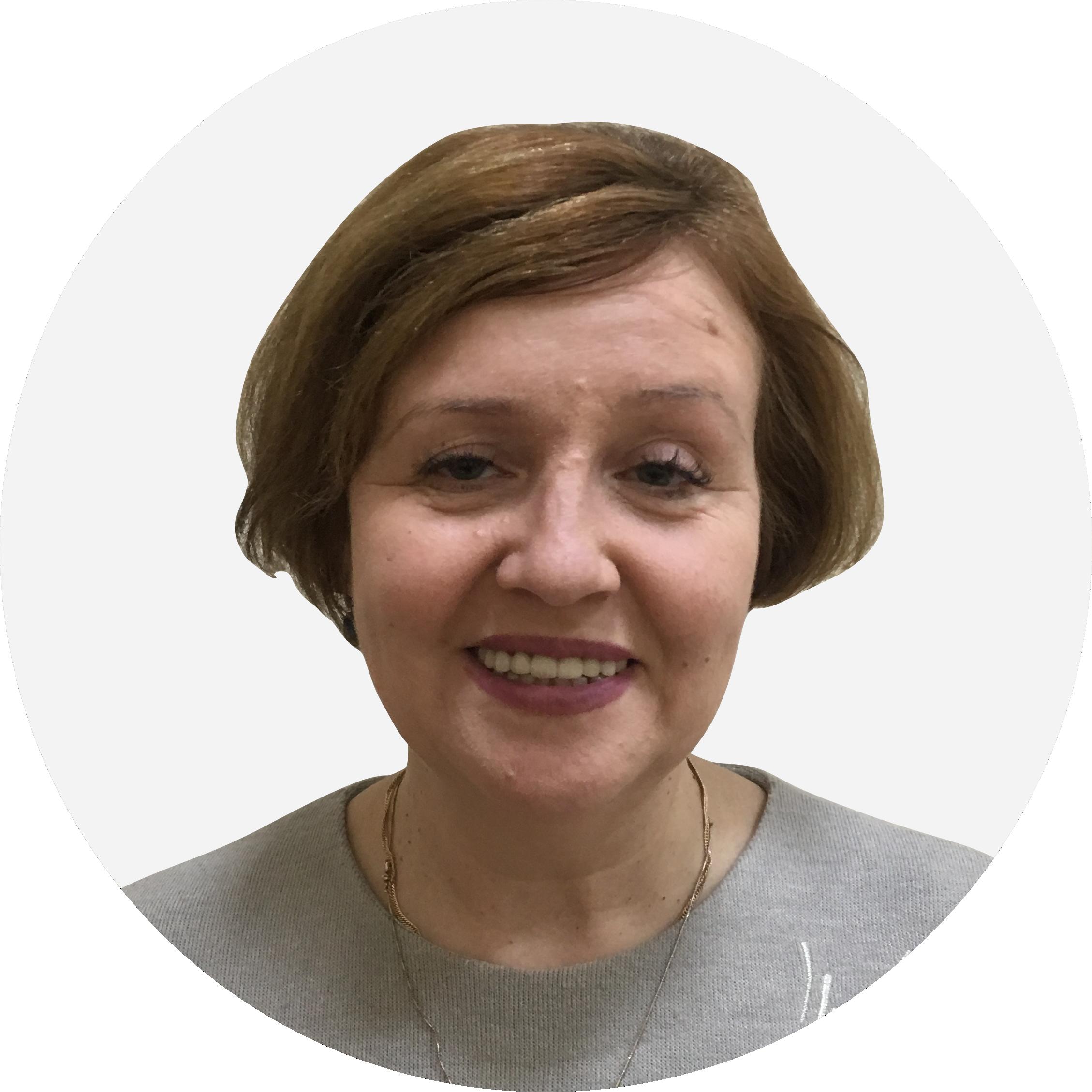 Егельская Людмила Александровна - репетитор ЕГЭ и ОГЭ