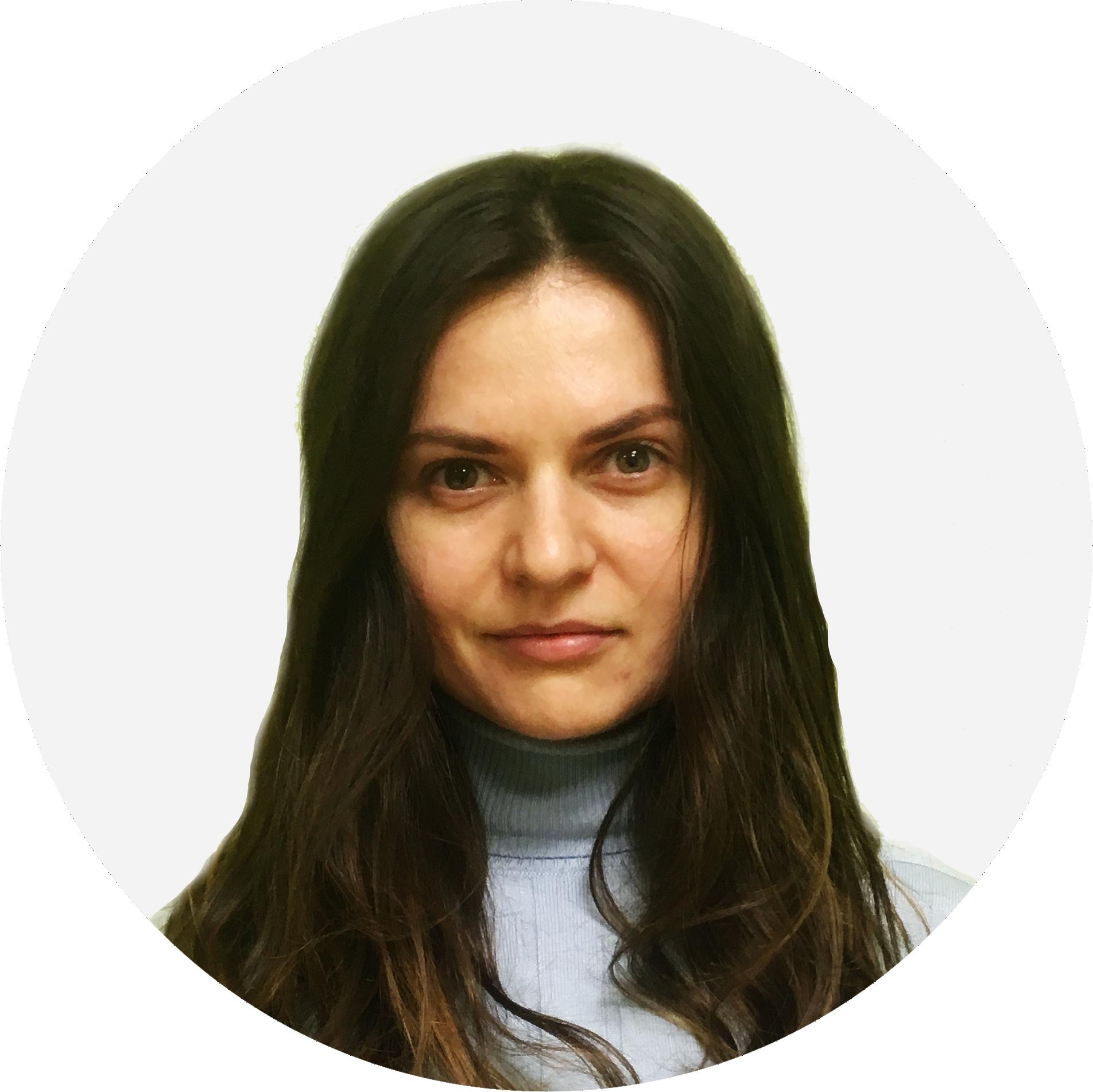 Гнилицкая Ксения Олеговна - репетитор ЕГЭ и ОГЭ