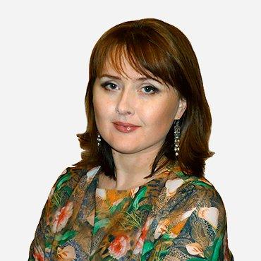 Кривых Наталья Викторовна - репетитор ЕГЭ и ОГЭ