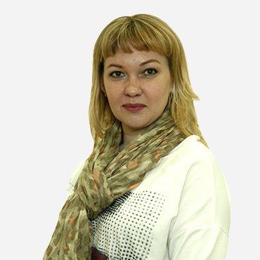 Репина Юлия Ягфяровна - репетитор ЕГЭ и ОГЭ